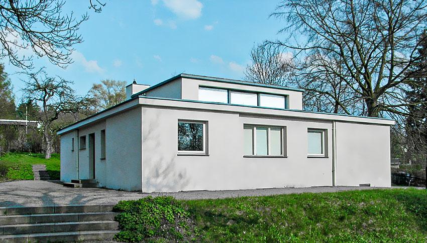 Bauhaus Architektur - Der moderne Haustyp mit Stil ...